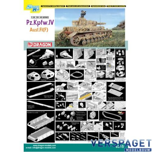 Pz.Kpfw.IV Ausf.F1(F) -6315