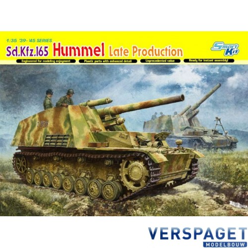 Sd.Kfz.165 Hummel Late Production -6321