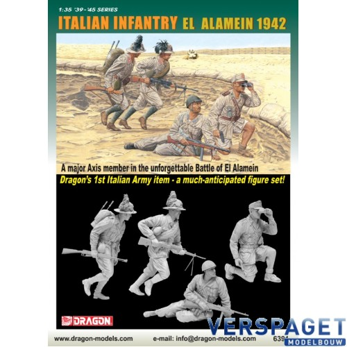 Italian Infantry (El Alamein 1942) -6391
