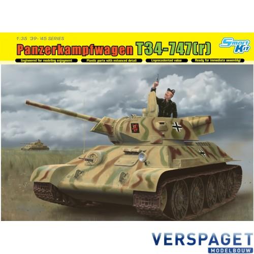 '39-'45 SERIES Panzerkampfwagen T34-747(r)-6449