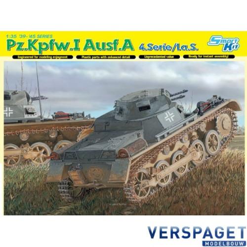 Pz.Kpfw.I Ausf.A 4.Serie/La.S.-6451