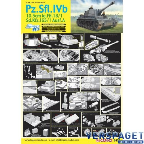 Pz.Sfl.IVb fur 10.5cm le.FH18/1 (Sf.) Ausf.A -6475