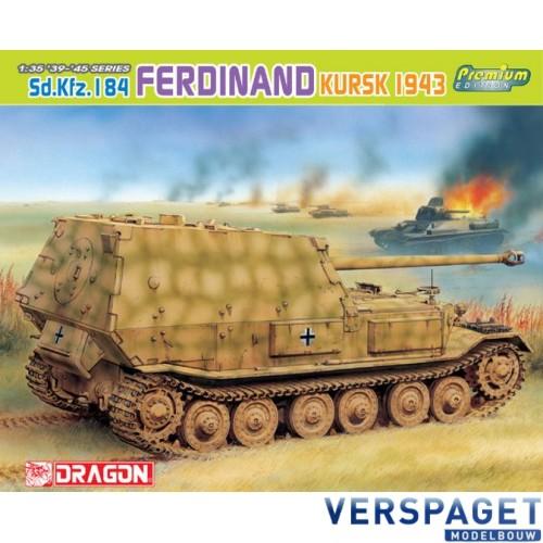 Sd.Kfz. 184 Ferdinand, Kursk 1943-6495