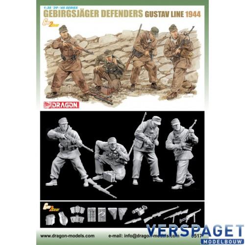 Gebirgsjager Defense (Gustav Line 1944)-6517