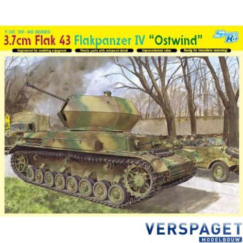 "3.7cm FlaK 43 Flakpanzer IV ""Ostwind""-6550"