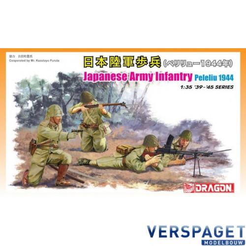 Japanese Army Infantry Peleliu 1944 -6555