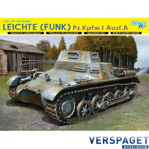 Leichte (funk) Pz.Kpfw.I Ausf.A (smart kit)