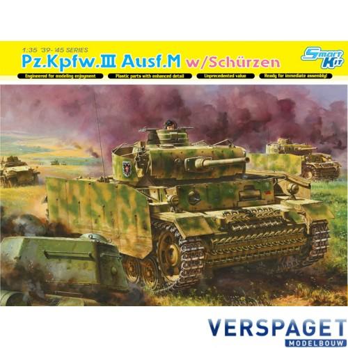 Pz.Kpfw.III Ausf.M w/Schurzen-6604
