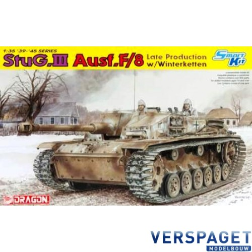StuG.III Ausf.F/8 Late Production (w/Winterketten) -6644
