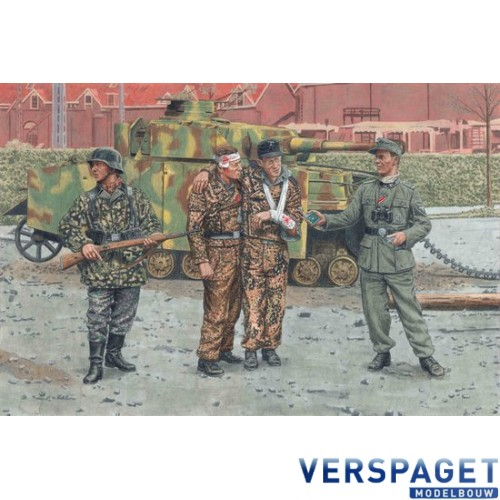 Panzergrenadiers Arnhem 1944
