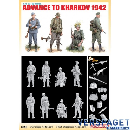Advance to Kharkov 1942 -6656
