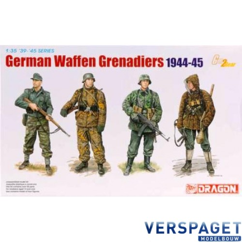 German Waffen Grenadiers 1944-45 Gen2 Gear -6704