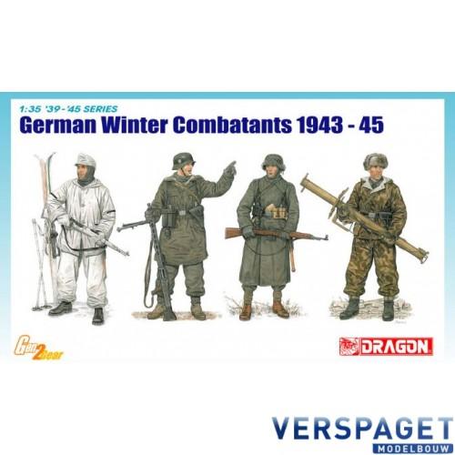 German Winter Combatants (1943-45) -6705