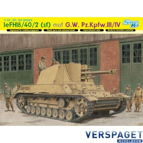 leFH18/40/2 (sf) auf G.W. Pz.Kpfw.III/IV-6710