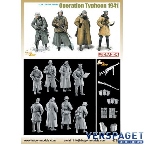 Operation Typhoon 1941-6735
