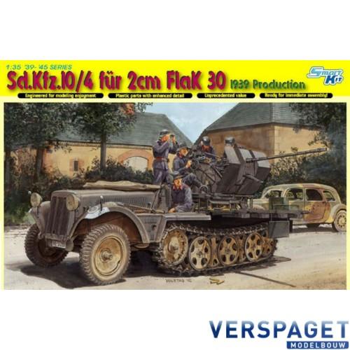 Sd.Kfz. 10/4 für 2cm FlaK 30 - 6739
