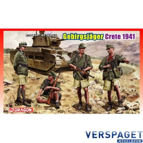 Gebirgsjägers Crete 1941 -6742
