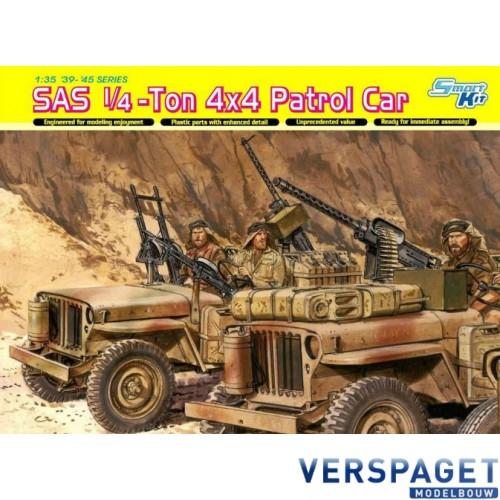 SAS 1/4-Ton 4x4 Patrol Car -6745