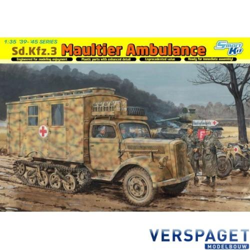 Sd.Kfz.3 Maultier Ambulance-6766