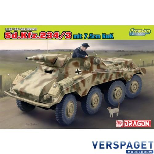 Sd.Kfz.234/3 mit 7.5cm KwK-6786