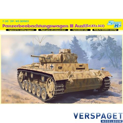 Pz. Beob. Wg. III Ausf.( Sd.Kfz. 143)-6792