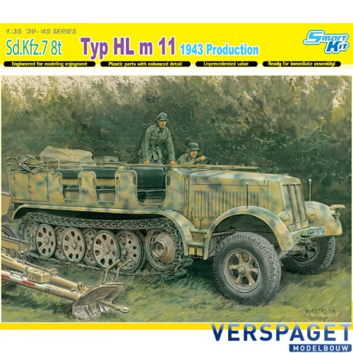 Sd.Kfz.7 8(t) Typ HL m 11 1943 Production-6794