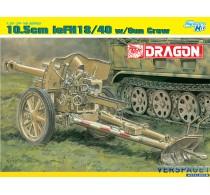 10.5cm leFH 18/40 w/Gun Crew-6795