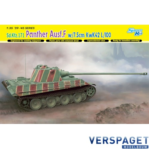 Sd.Kfz.171 Panther Ausf.F w/7.5cm KwK42 L/100 -6799