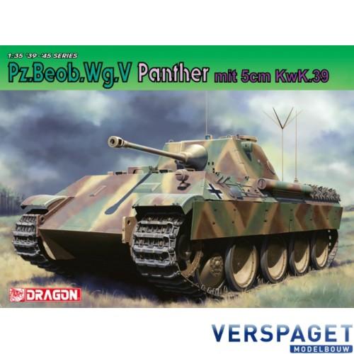 Pz.Beob.Wg.V Panther mit 5cm Kw.K.39/1 -(6821)