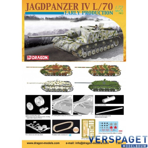 Jagdpanzer IV L/70 Early Production-7307