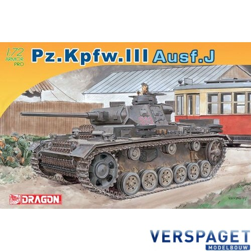 Pz.Kpfw.III Ausf. J -7372