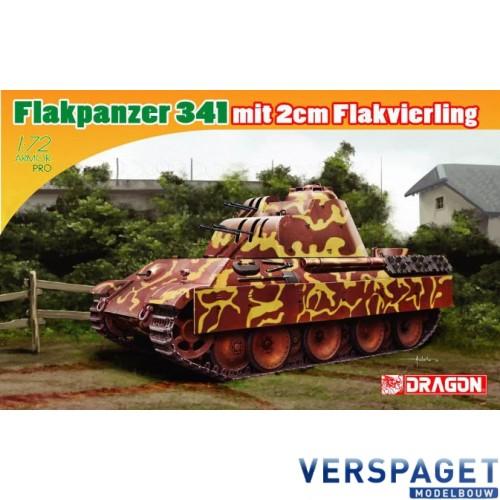 Flakpanzer 341 mit 2cm Flakvierling-7487