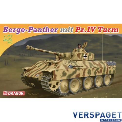 Berge-Panther mit Pz.Kpfw.IV Turm-7508