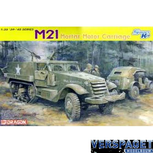 M21 mortar Motor Carriage 6362