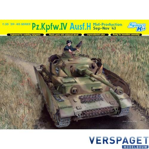"""Pz.Kpfw>IV Ausf.H Mid-Production """"43"""