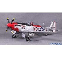 P-51 Mustang Fighter Giant V8