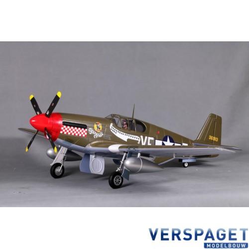 P-51 Mustang Fighter Giant V8