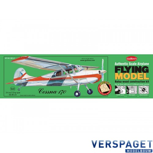 Cessna 170 kit 302LC