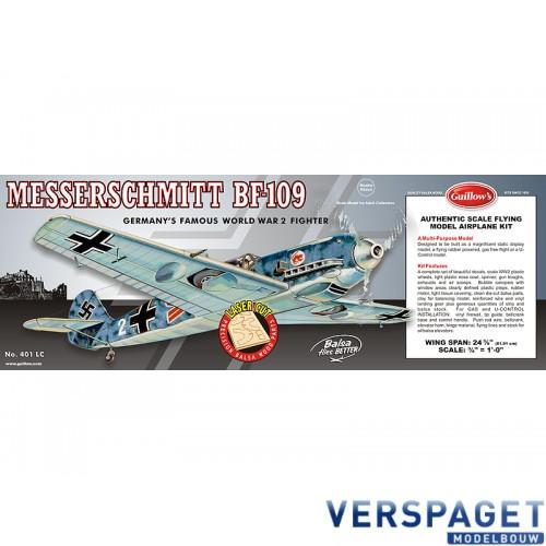 Messerschmitt BF-109 kit 401LC