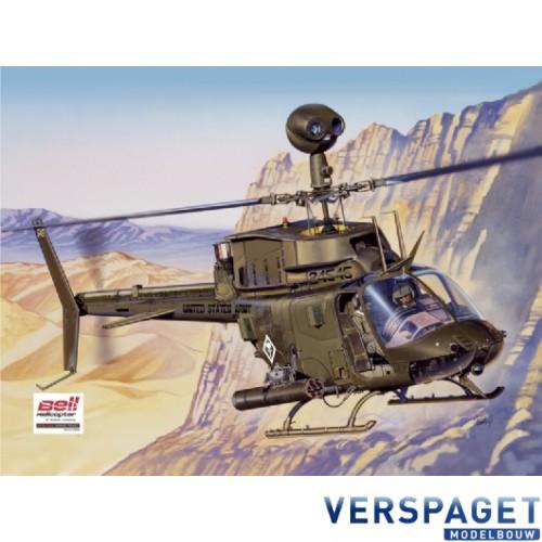 Bell OH - 58D Kiowa -2704