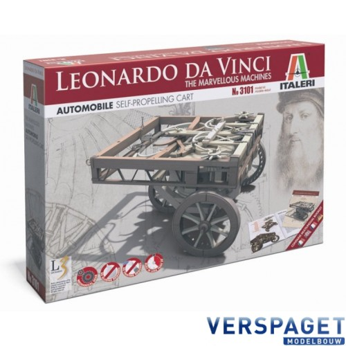 Leonardo Da Vinci The Marvellous Machine