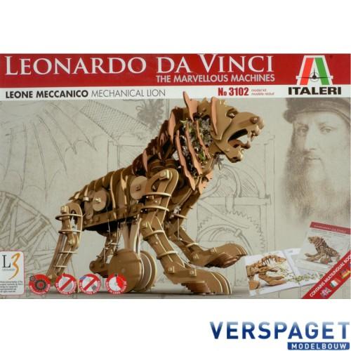 Leonardo Da Vinci Mechanical Lion