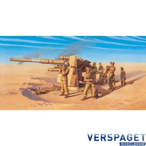 8.8 cm. FLAK 37 AA Gun-7512
