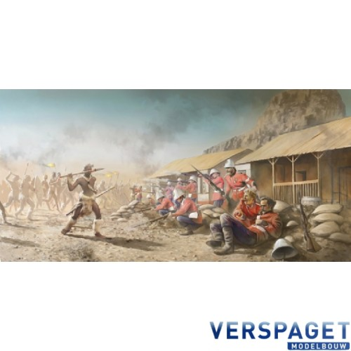 Battle Of Rorke's Drift Diorama Set -6114