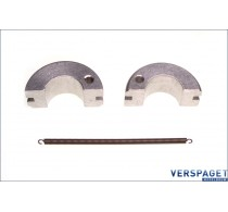 Metal Clutch Shoe 1/10 -160589