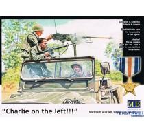 """Charlie On The Left"" Vietnam War Kit Series"