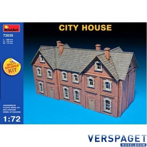 City House Model Kit-72030