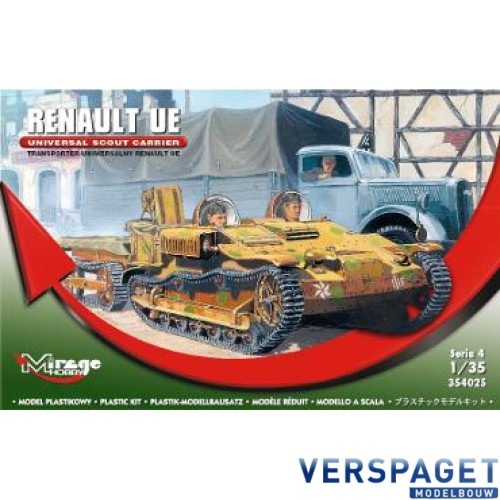 Renault UE  Universal Scout Carrier -354025