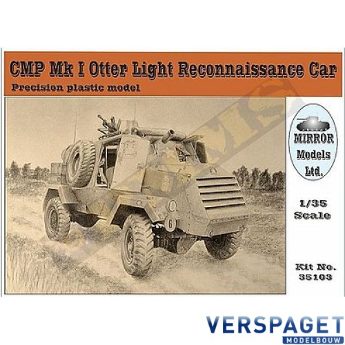 CMP Mk I Otter Light Recon Car 35103
