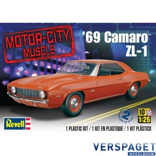 1969 Camaro ZL-1 (85-4056)